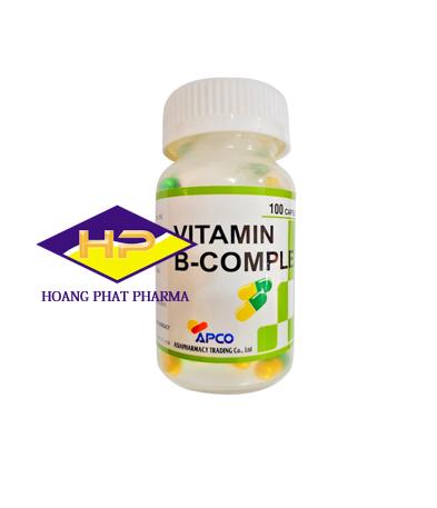 Vitamin B-Complex chai