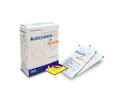AUGCLAMOX 250