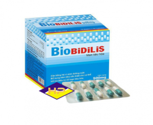 Men tiêu hóa Biobidilis
