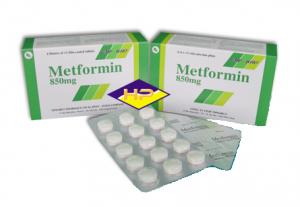 Metformin 850 mg Tipharco