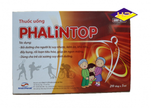 Thuốc bổ Phalintop Trẻ em