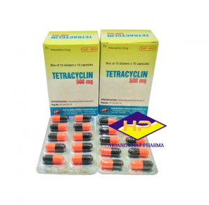 Tetracylin 500