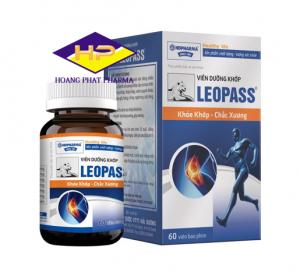 Viên dưỡng khớp Leopass