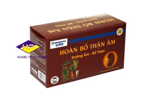 HOÀN BỔ THẬN ÂM HD