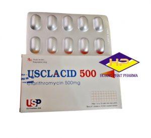 USCLACID 500