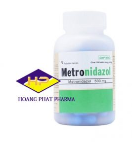 Metronidazol 500mg