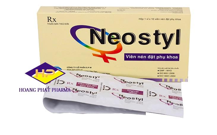 Neostyl Viên Đặt Phụ Khoa Spm H/10v