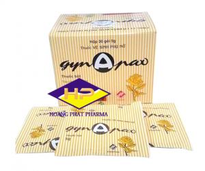 Gói rửa phụ khoa Gynapax