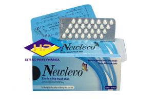 Thuốc tránh thai hàng ngày, dùng được cho Phụ nữ cho con bú Newlevo