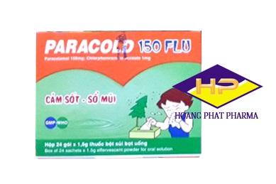 Paracold 150 Flu