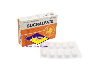 Thuốc bảo vệ dạ dày Sucralfate