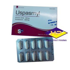 Thuốc đường tiêu hóa USpasmyl