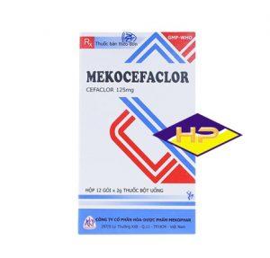 Mekocefaclor